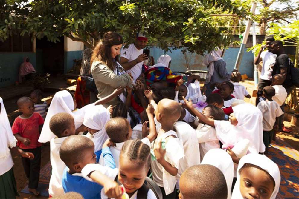 Education is Crucial: Dr. Rasha Feidi on CR HOPE Foundation