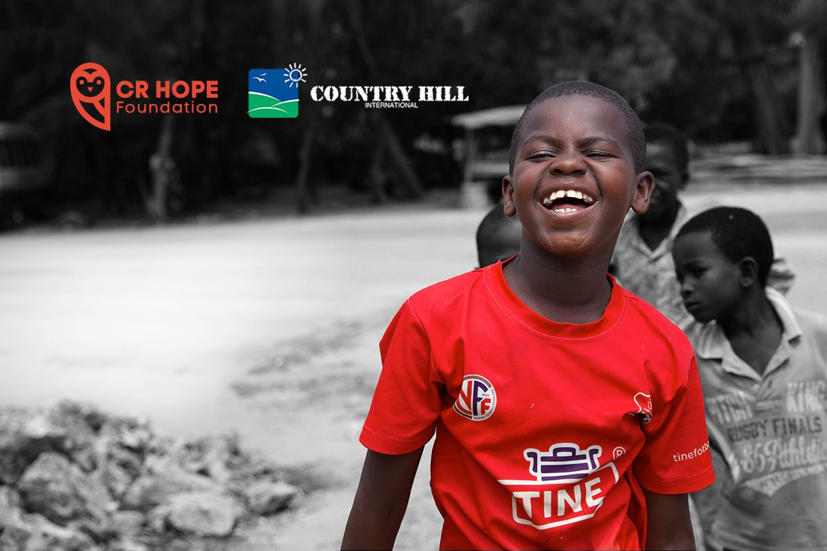 Expanding The Reach: Country Hill International Joins Hands With CR HOPE Foundation