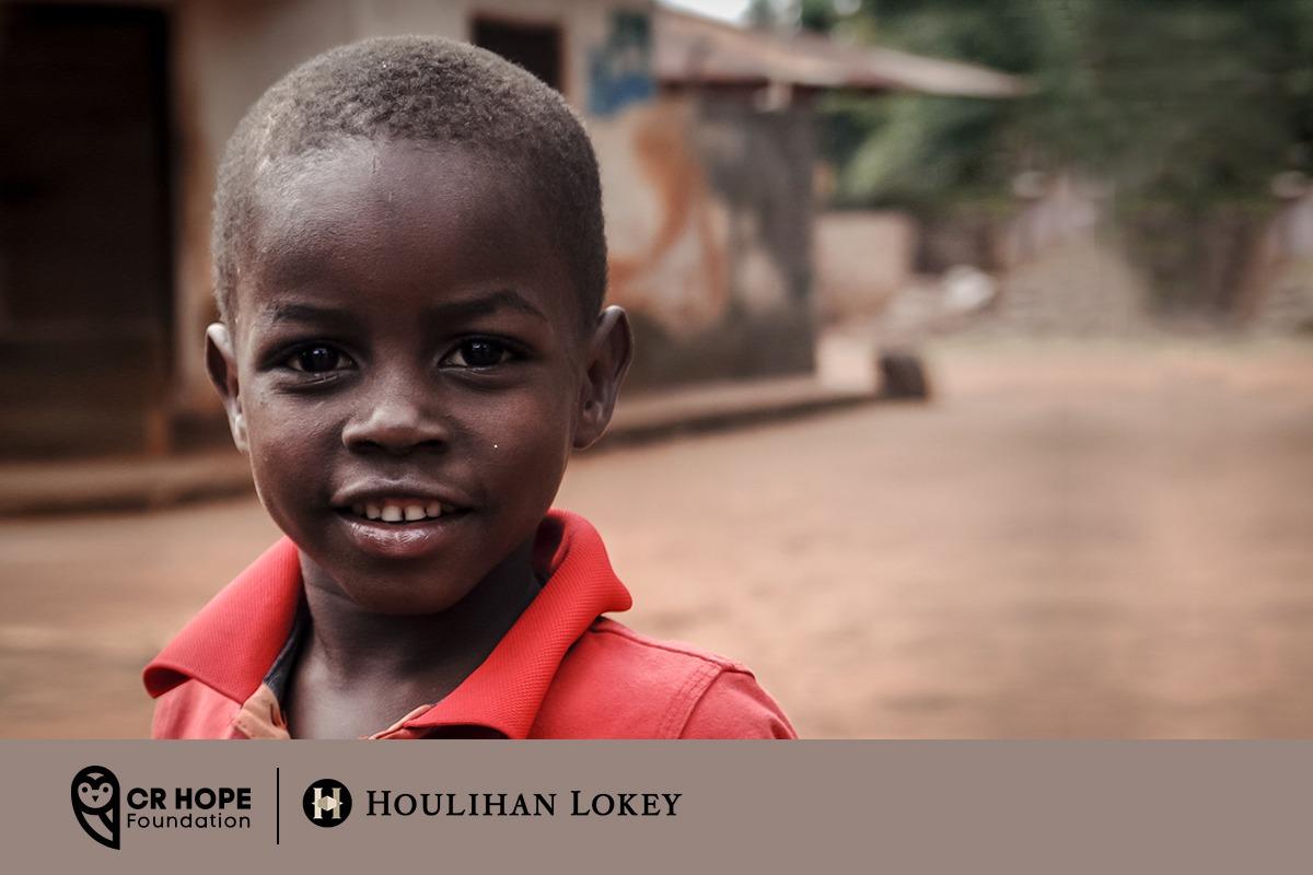New Partner Alert: CR HOPE Foundation Welcomes Houlihan Lokey on Board