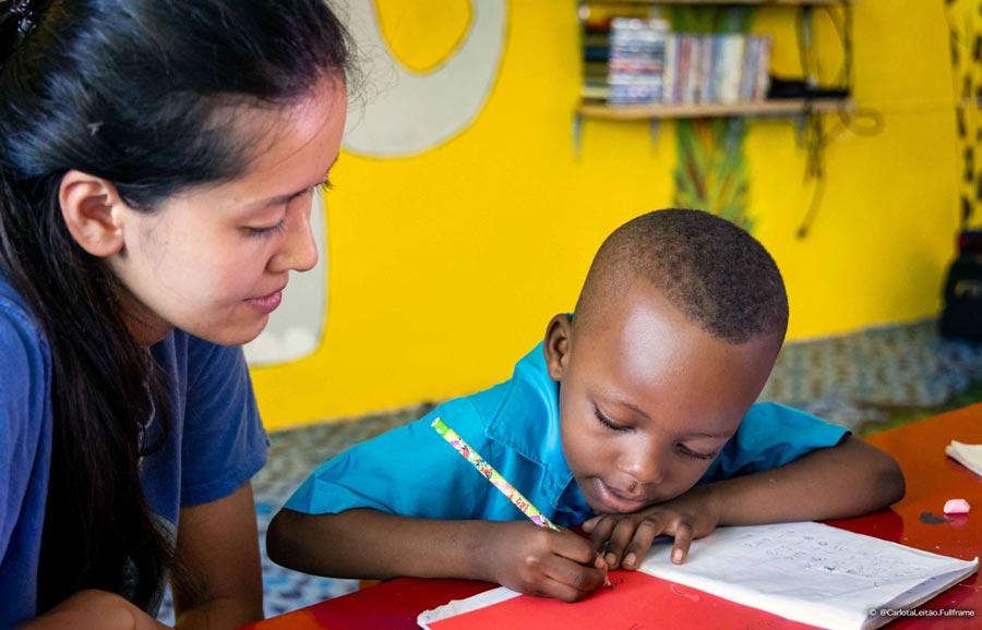 CR HOPE Foundation Volunteer in Zanzibar